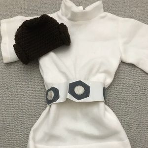 Other - Star Wars Princess Leia infant costume